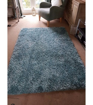 Carlo Blue Luxury Rug