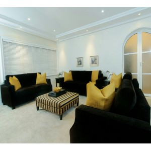 Danfo-Yellow Living Room Set
