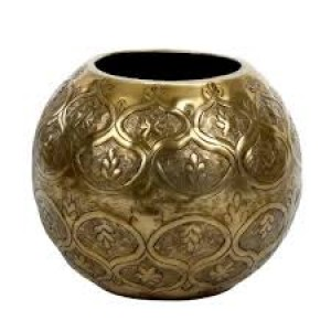 Deep Moroccan Decorative Bowl 26cm