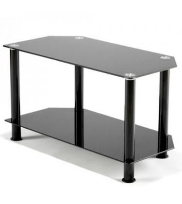 Hugo Black TV Stand