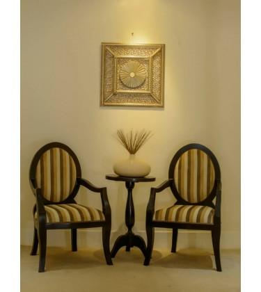 Olori Stripe Accent Chairs