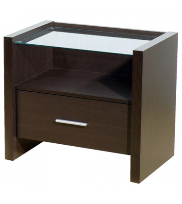 Breymar Bedside Cabinet (1 Drawer)