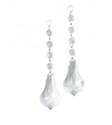 Clear Crystal Decorative String