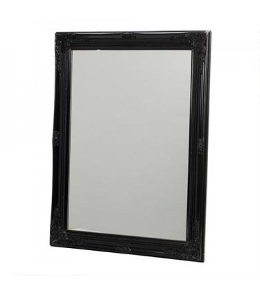 Classic Black Frame Mirror