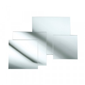 Set of 4 Square Wall Mirrors