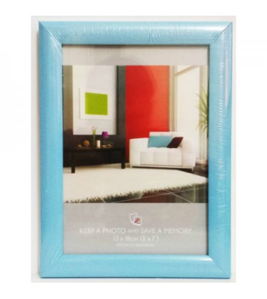 Blue Photo Frame 5ft by 7ft