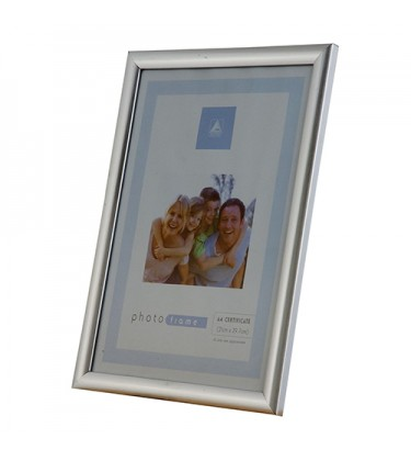 """Silver Picture Frame 6"""" by 8"""""""