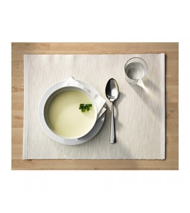 Set of 6 Ritt PLace-mats Cream