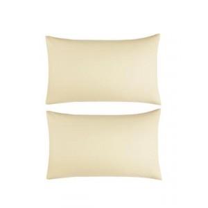 Percale Non Iron Cotton 2pc Pillow Cases