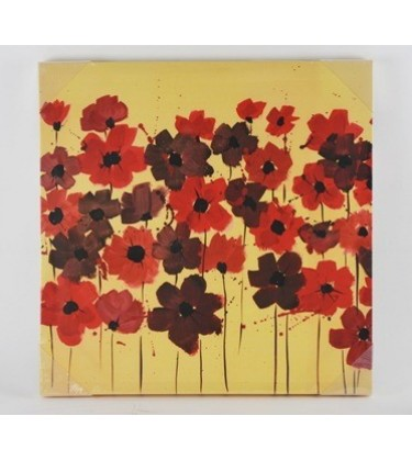 Poppy Canvas Wall Art