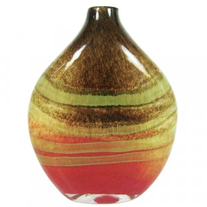 Forest Glass Vase 30cm