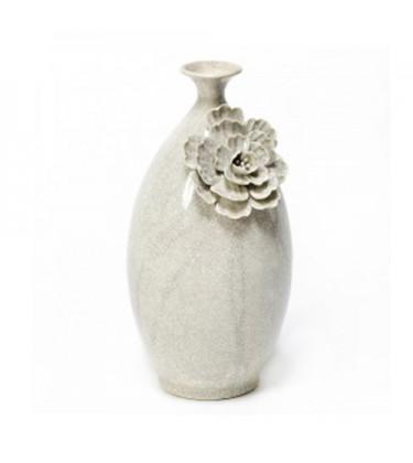 Alina Cream Vase 34cm