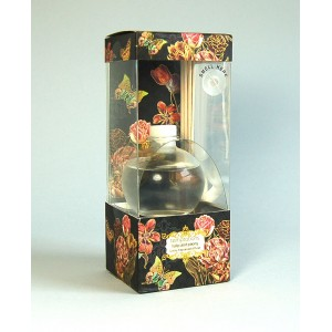 "Temptations""80ml Fragranced Reed Room Diffuser Set / Air Freshener~ ""Tulip & Peony"