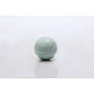 Pale Blue Round Deco Ball 8cm