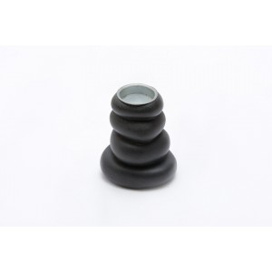 Tea Light Holder Black