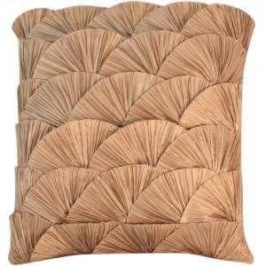 Shell Cushion Mocha